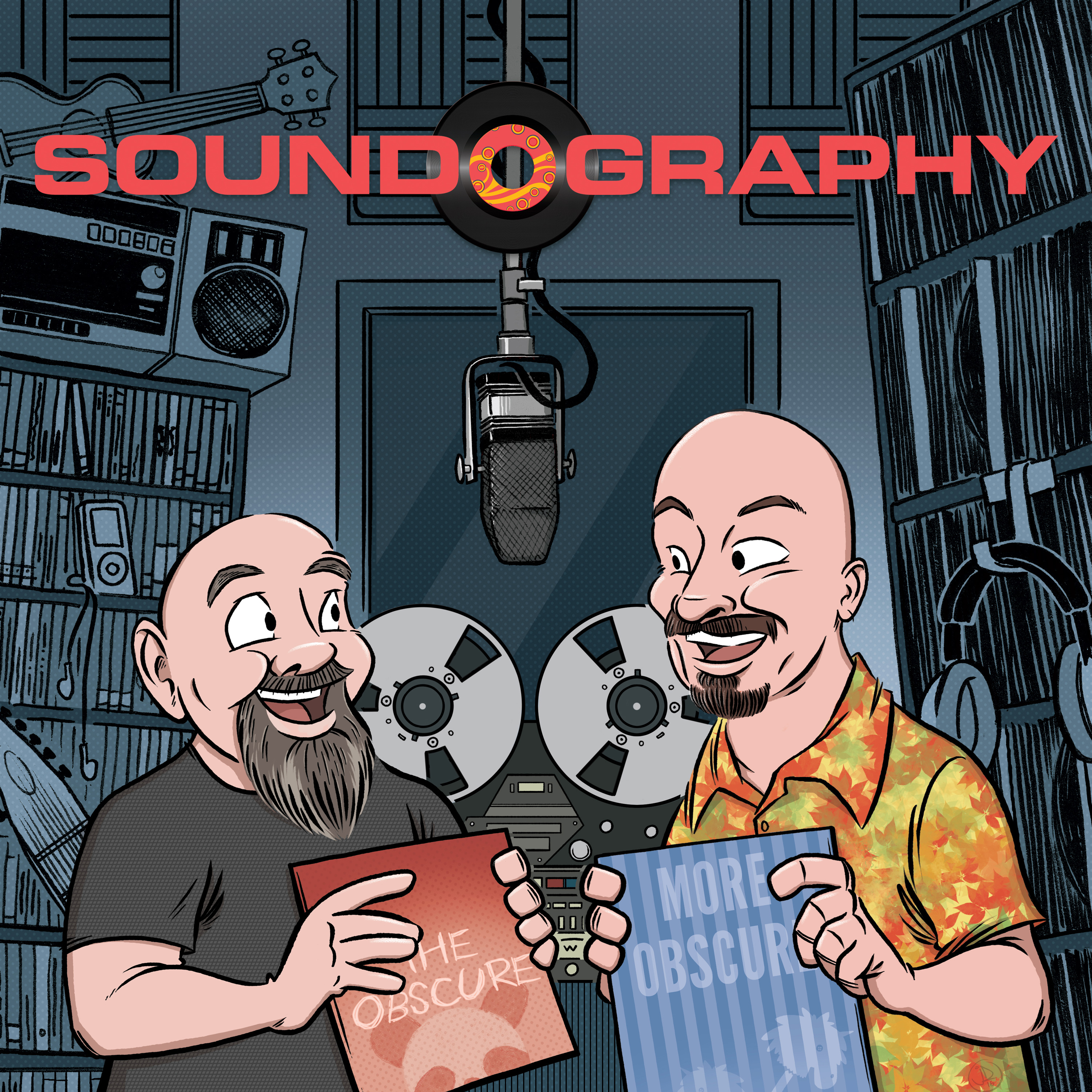 Soundography | A Crash Course in Music, One Band at a Time!