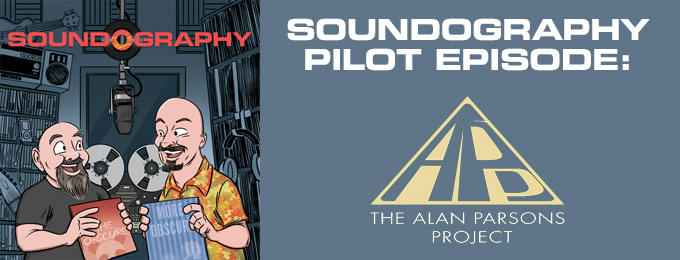 Soundography #0: The Alan Parsons Project