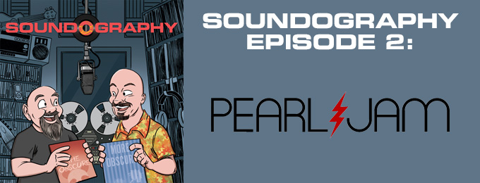 Soundography #2: Pearl Jam