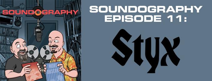 Soundography #11: Styx