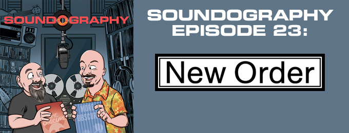 Soundography #23: Bernard Sumner