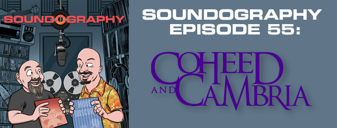 Soundography #55: Coheed and Cambria