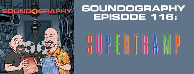 Soundography #116: Supertramp