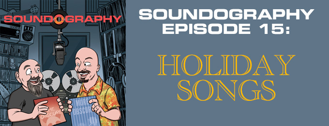 Soundography #15: Holiday Songs (from Coverthon)